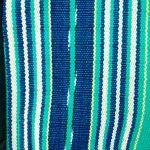Green/Blue/White Stripe