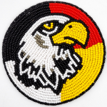 Medallion- Eagle 4 Colour