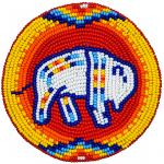 Medallion- White Buffalo