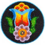 Medallion - Trumpet Flower