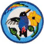 Medallion - Hummingbird